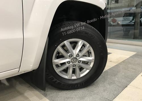 vw volkswagen amarok trendline c/d 4x4 2018 2.0 tdi 140 #a2