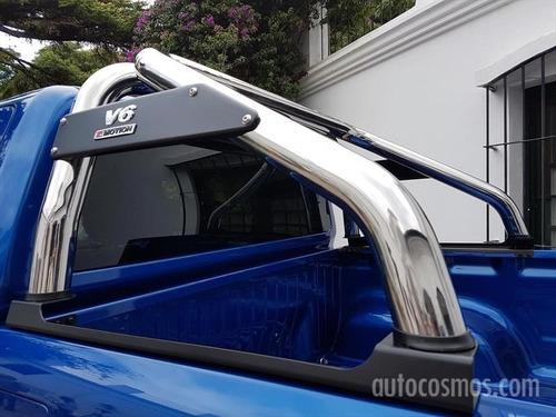 vw volkswagen amarok v6 224cv - 4x4 aut -no toyota hilux