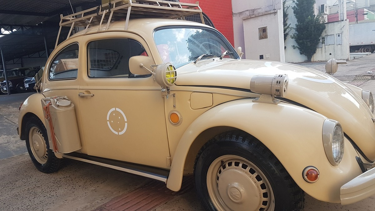Buscar Carros Baratos >> Vw - Volkswagen - Fusca 1600 Militar 1984 1984 - R$ 18.900 em Mercado Libre