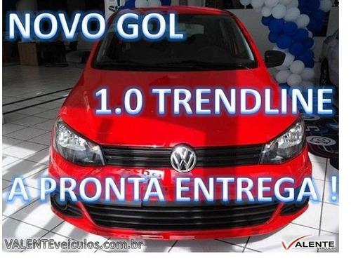 vw - volkswagen gol 1.0 trendline