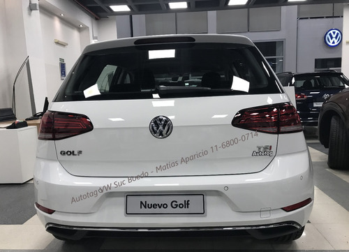 vw volkswagen golf comfortline dsg 2018 0km 1.4 tsi #a2