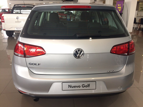 vw volkswagen nuevo golf trendline 1.6 2017