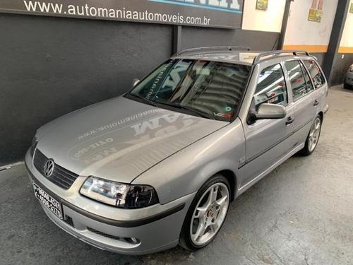 vw - volkswagen parati 1.0 turbo completa