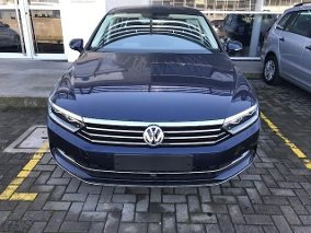 vw volkswagen  passat highline my17