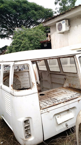vw - volkswagen perua kombi sucata 96 - nao vendemos pecas