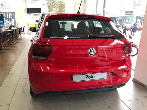 vw volkswagen polo 1.6msi comforltine  automatico 03 2019