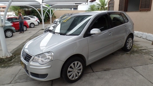 vw - volkswagen polo hatch 2010/2011 1.6 completo c/ multimi