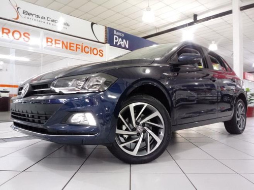 vw - volkswagen polo highline 1.0 tsi 12v 5p