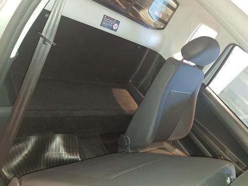 vw volkswagen saveiro 1.6  cab. ext. 101cv safety dd