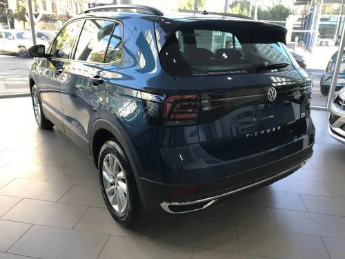 vw volkswagen t-cross 1.6msi comforltine at suv 06 2020 cuer