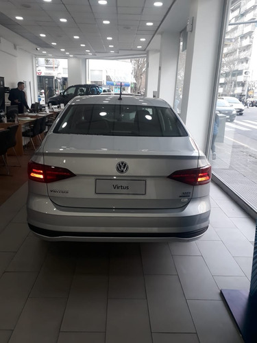 vw volkswagen virtus 1.6 16v 110cv trendline sedan 2020 man