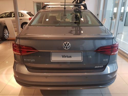 vw volkswagen virtus 1.6 comfortline at