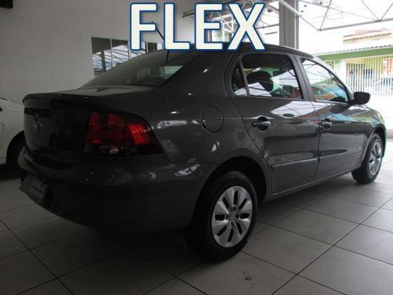 vw - volkswagen voyage flex unico dono entrada + 60 x 499,00