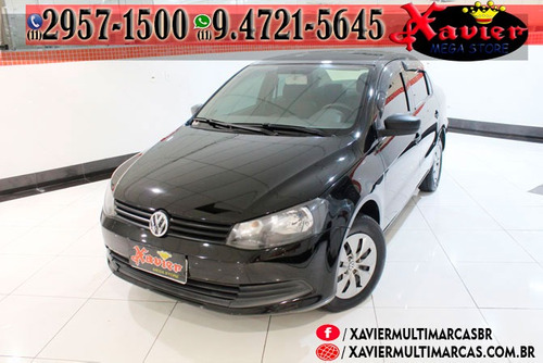 vw voyage1.6 city preto 2013 financiamento próprio 8058