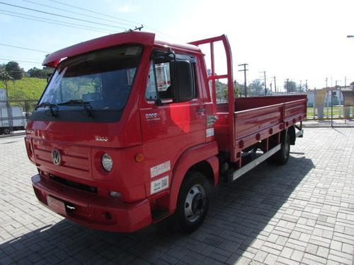 v.w9.160 delivery 4x2carroceria aberta metal2014 2014