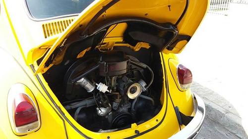 vw,.fuskão , 1500cc ano 1974 placa preta veiculo de coleção