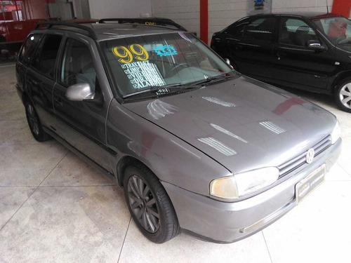 vw/parati cl 1999 - gasolina