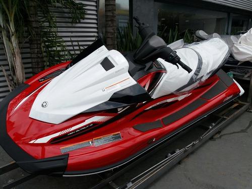 vx cruiser 2018 0km yamaha vermelho pronta entrega!! gti 130