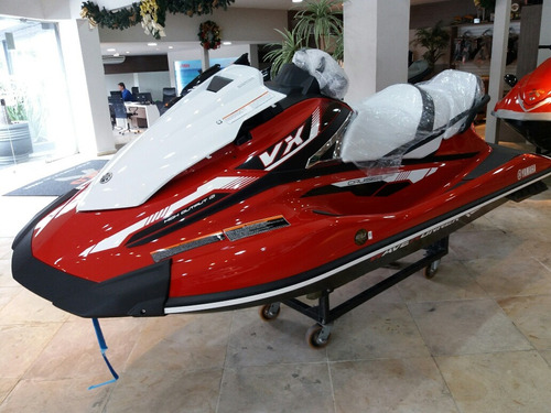 vx cruiser 2018 red yamaha jet ski fx ho svho gti 155 130