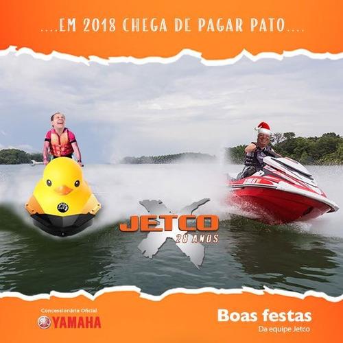 vx cruiser 2018 yamaha vermelho 0km