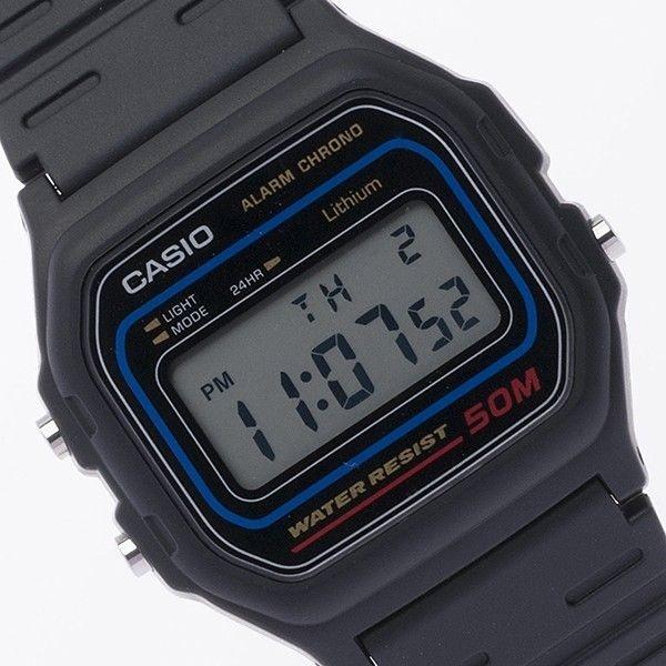8c0ab9c82121 W-59-1vq Relógio Casio Digital Vintage Retrô Prova Dágua 50m - R ...