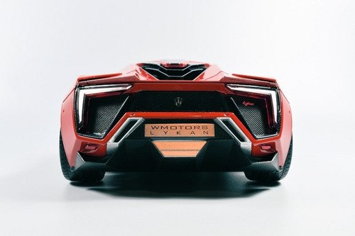 w motors lykan hypersport autocraft autoart escala 1:18