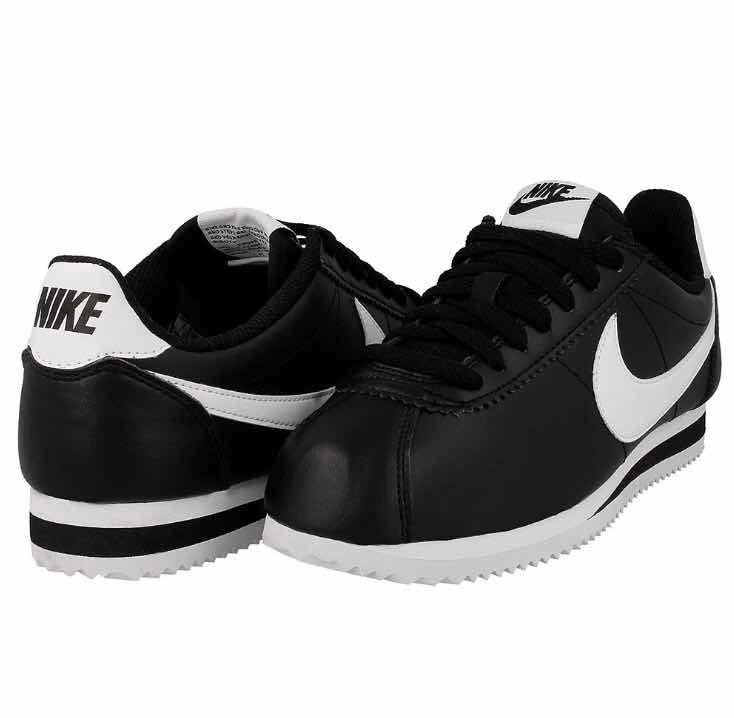 W Tenis Nike Cortez Clasico  De Piel    2.5 Al  6 Mex C Caja ... 4e957f3a6e4a7