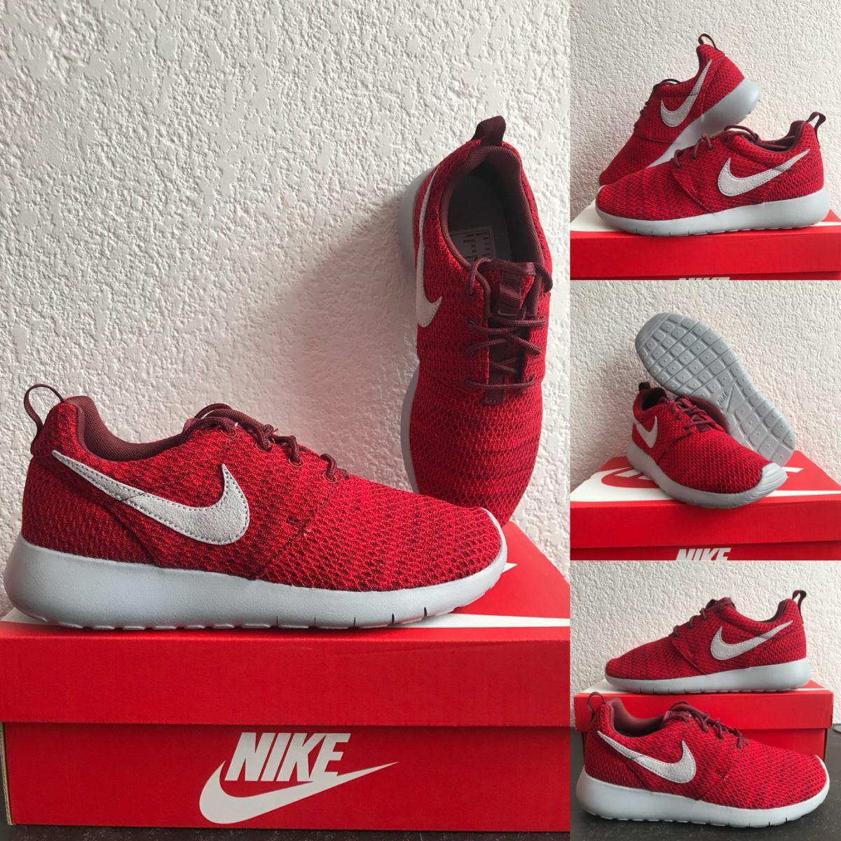 Tenis Roshe W RojoTalla 4Originales Nike One 3Rq54AjL