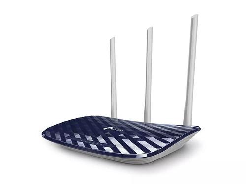 w. tp-link archer c20 router ac750 dual band