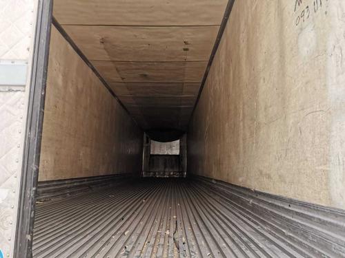 wabash 48* caja seca suspensión de muelle.