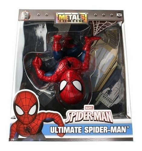 wabro ultimate spiderman metal die cast colores en fuga kids