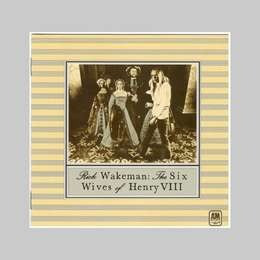 wackeman rick the six wives of henry viii cd nuevo