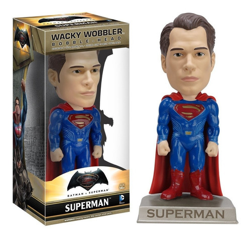 wacky wobbler - batman vs superman