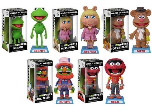 wacky wobbler - the muppets - fozzie bear