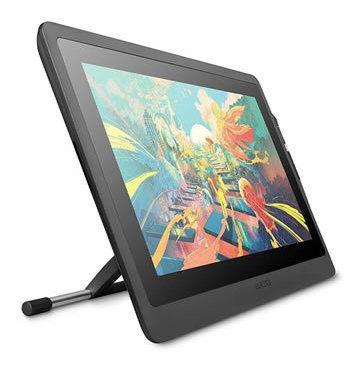 wacom cintiq 16  tableta digitalizadora dtk-1660 full hd ips