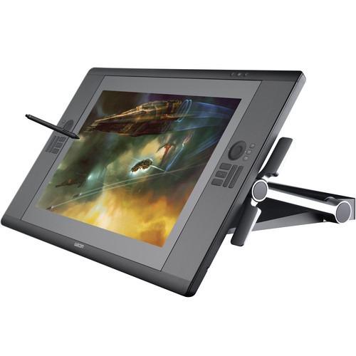wacom cintiq 24hd tableta digital 24.1