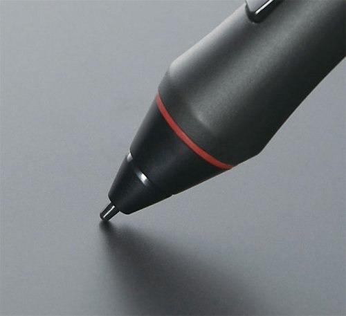 wacom intous4 grip pen kp501e pluma profesional intous4
