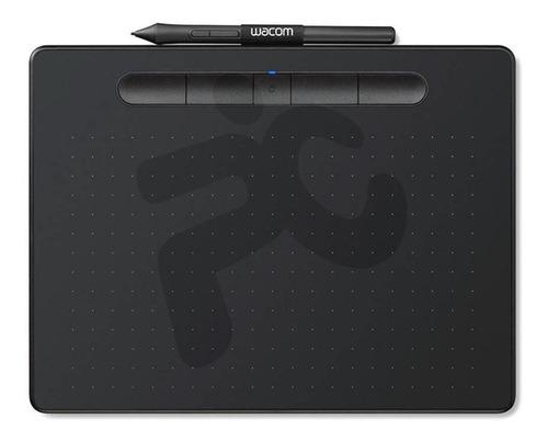 wacom tabla intuos bluetooth medium negra