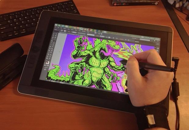 Download Drivers: Wacom Cintiq Companion 2 Tablet