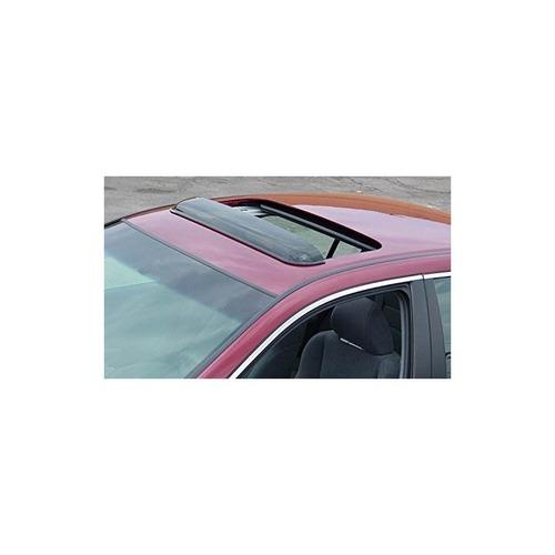 Wade 72-33108 38.5 Wide Smoke Tint Sunroof Wind Deflector by Westin