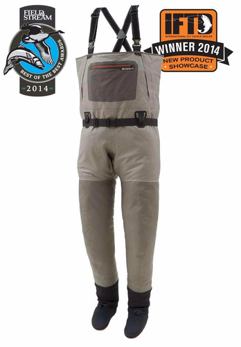 wader simms g3 guide stockingfoot