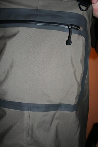waders respirable ffa 5 capas