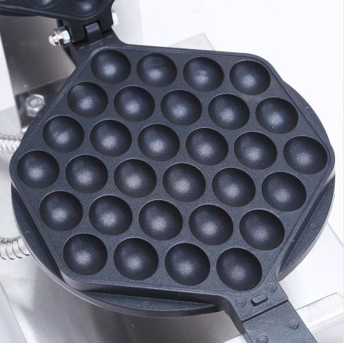 wafflera burbuja huevo  acero inoxidable