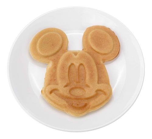wafflera clásica mickey mouse, original , importada