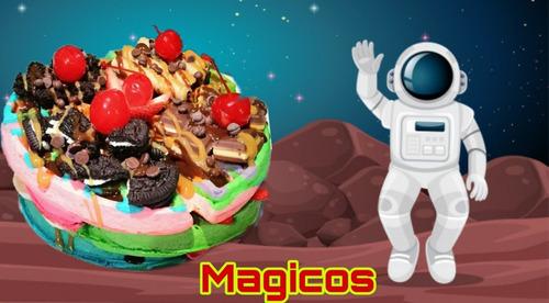 waffles magicos