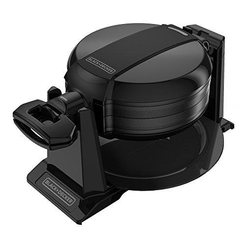 waflera black + decker doble preparacion wmd200b  negro