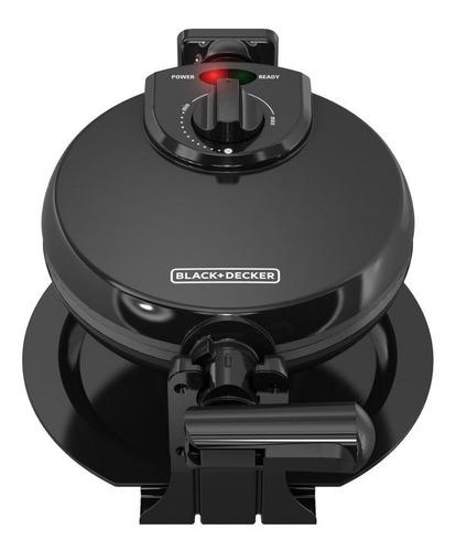 waflera black + decker wm1000b giratoria antiadherente