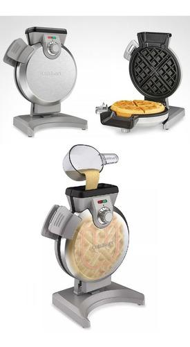 waflera electrica vertical cuisinart waffles belgas 120 v