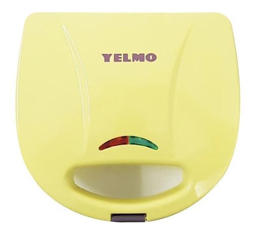 waflera electrica yelmo wm-1901 waffles en minutos pc