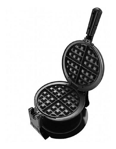waflera giratoria antiadherente black&decker  oferta